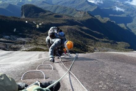 via-ferrata-Mt-Kinabalu
